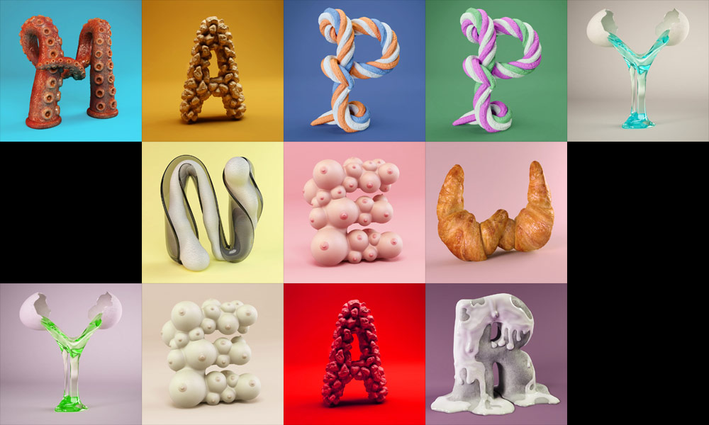 3d-letters-happy-new-year