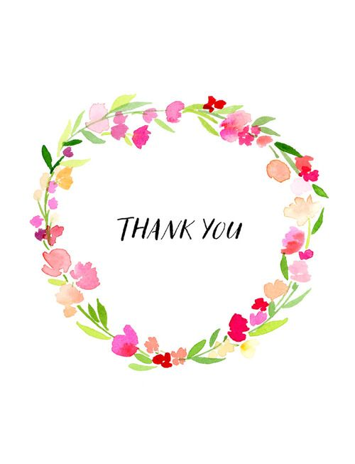 Thank You Flowers Thank You Ecards – Jimpix Birthday Cards
