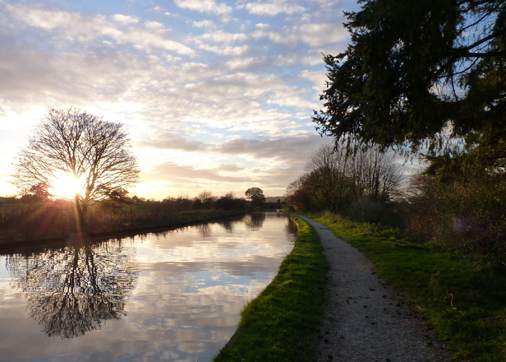On the Shropshire Union Canal