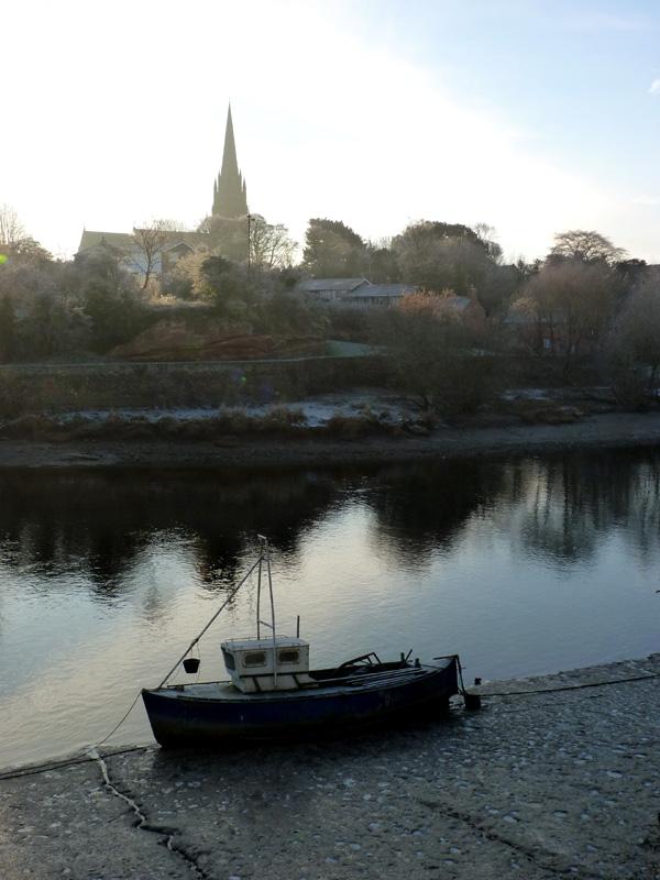 Boat / Church