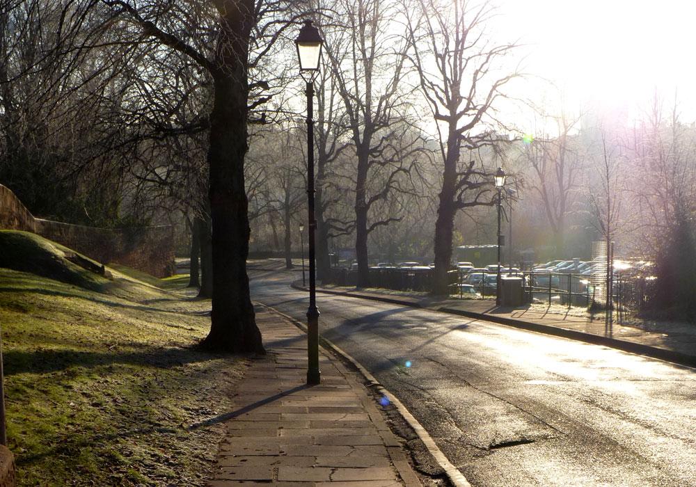 Castle Drive, Chester