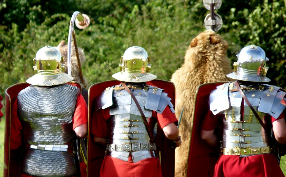 Legionaries, Ermine Street Guard