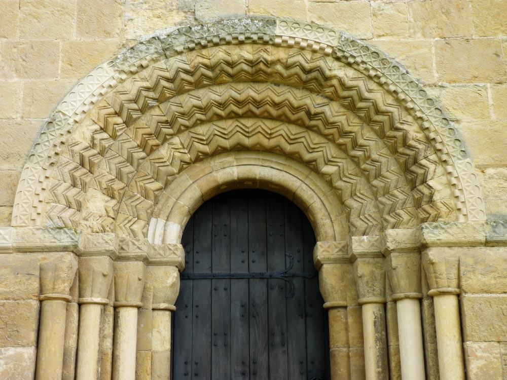 Door / stone