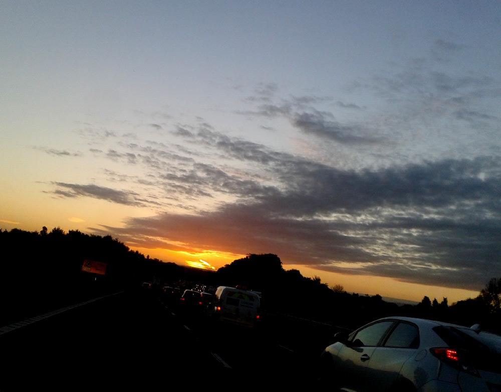 M56 sunrise