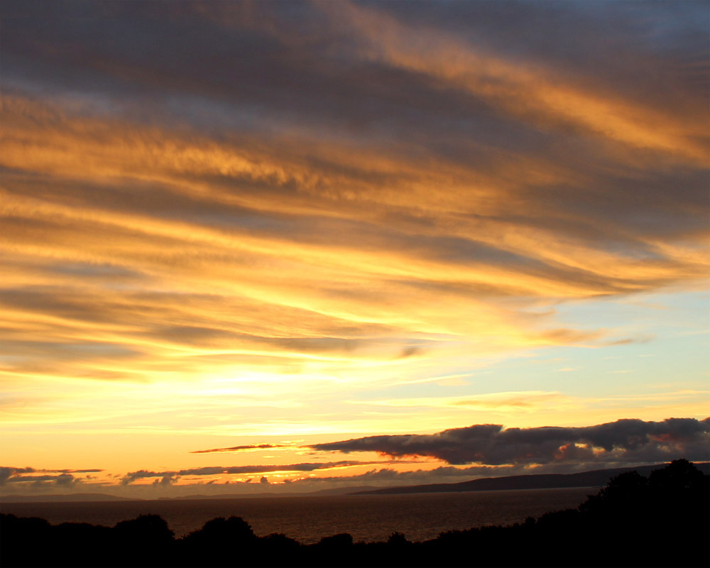 Ayrshire Sunset