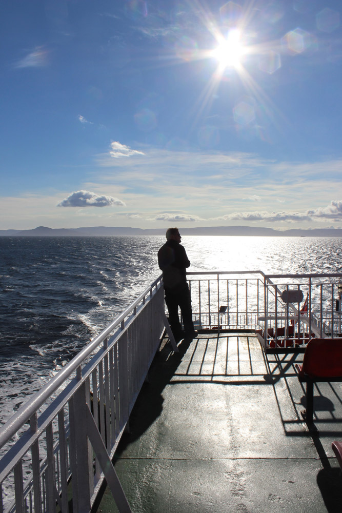 Man and Arran