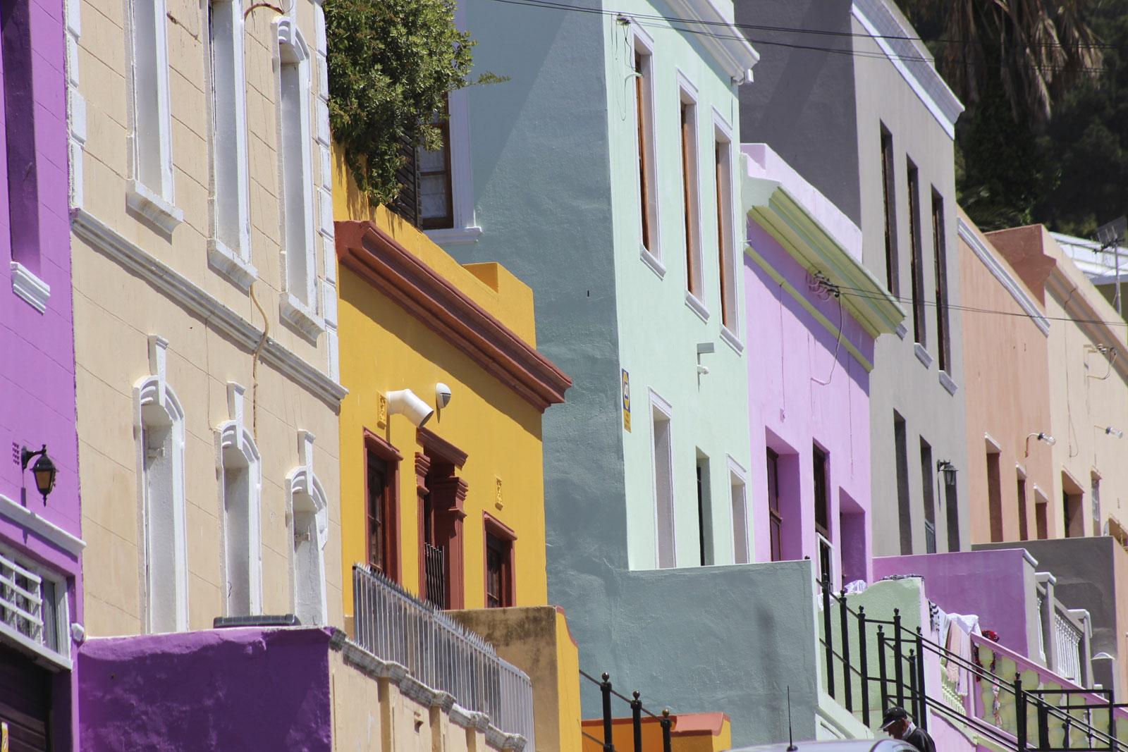 Bo-Kaap Colours