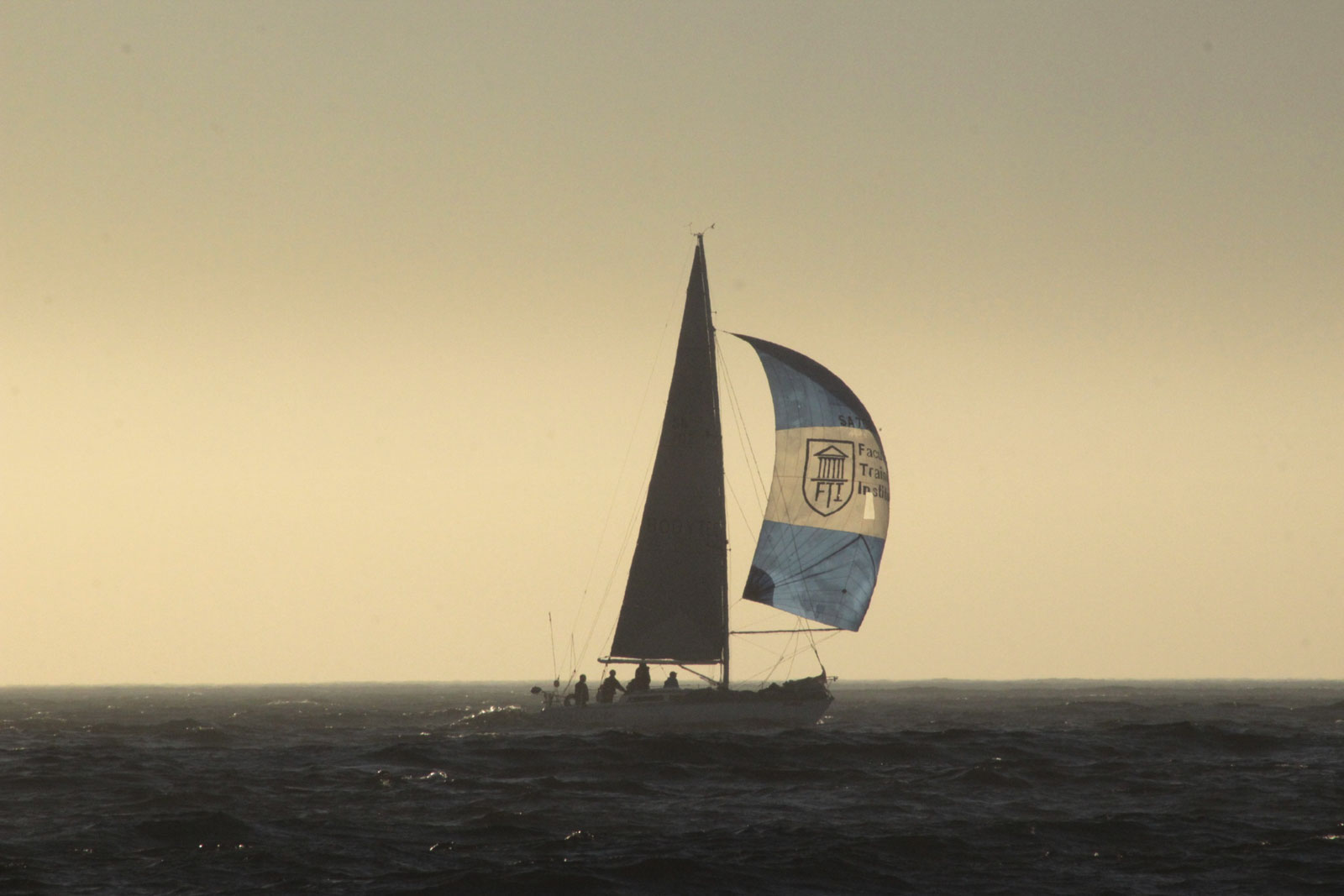 Cape Town Boat