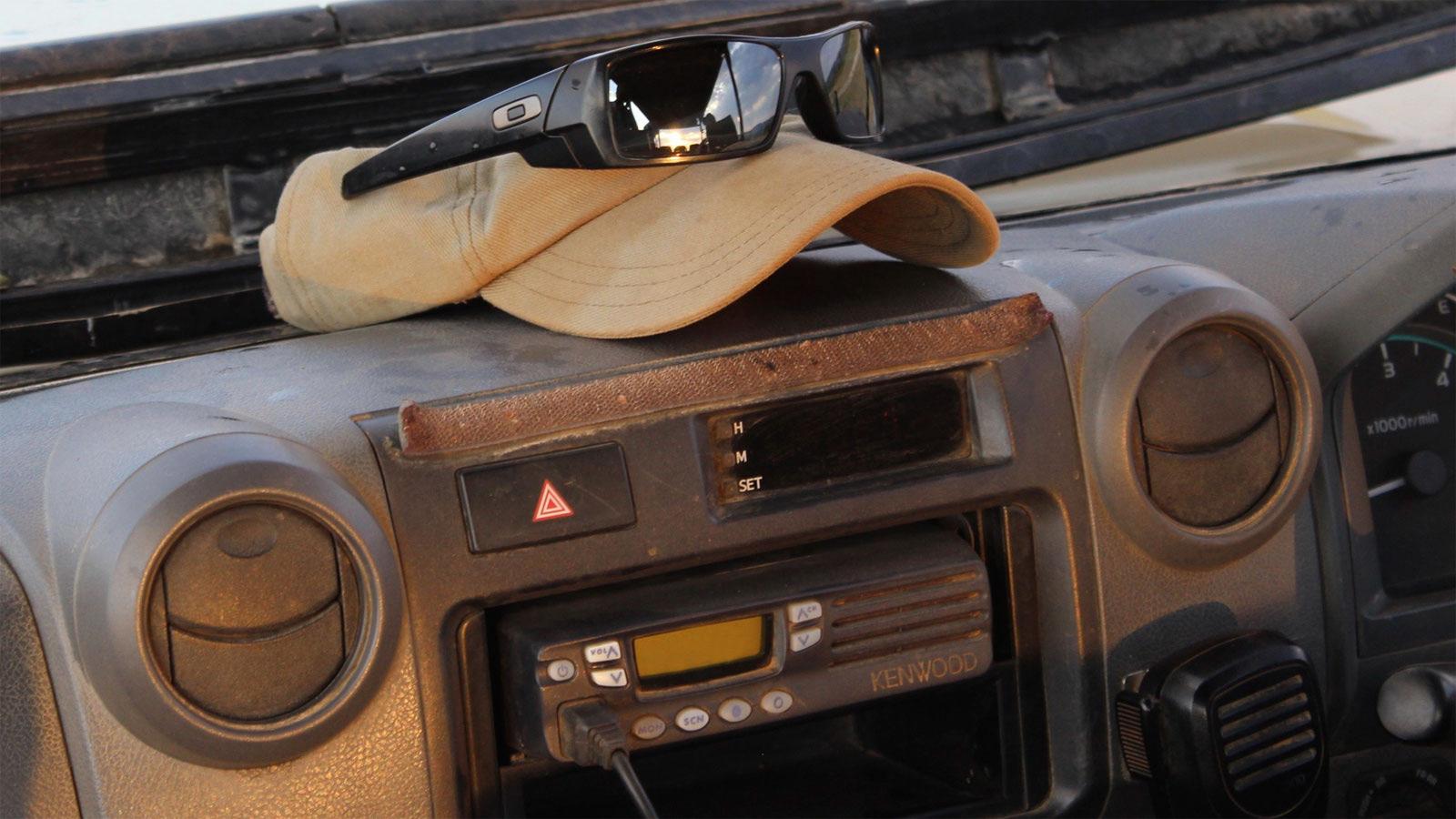 Select: Truck interior [Sent: 0]